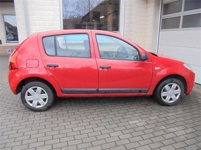 gebraucht Dacia Sandero 1.4 MPI Ambiance, Servolenkung,Radio/CD/MP3/USB