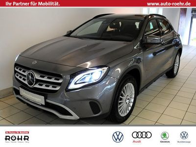gebraucht Mercedes GLA250 G Klasse (SHZ,LED,Kamera) 2.0 DCT 4Matic