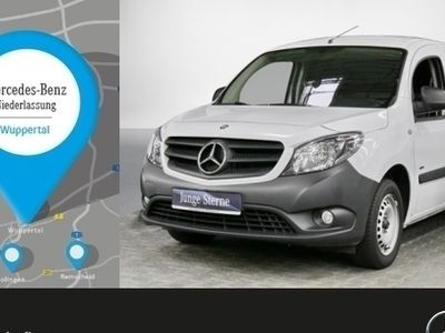 gebraucht Mercedes Citan 111 CDI Kasten Lang Eur 6b AHK GW-Garantie