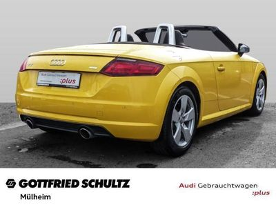 gebraucht Audi TT Roadster 2.0 TDI - Klima,Xenon,Sitzheizung,Alu,