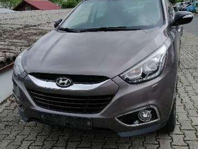 gebraucht Hyundai ix35 2.0 CRDi 4WD Automatik Style