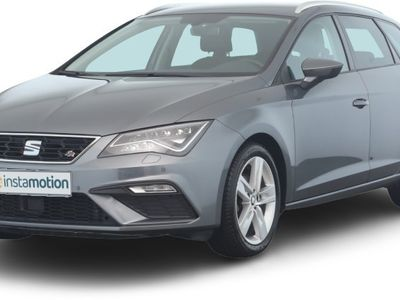 gebraucht Seat Leon LeonSportstourer 2.0 TDI FR | NAVI | SITZH. |