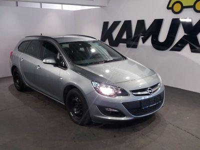 gebraucht Opel Astra 1.6 CDTi DPF ST Edition +2x PDC +Ergo-Sitz +Isofix