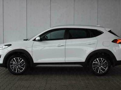gebraucht Hyundai Tucson 1.6 T-GDI Premium 2WD 177PS 6MT 130 kW...