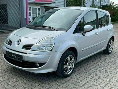 gebraucht Renault Grand Modus Dynamique 101 PS Klima/AHK/TÜV-NEU