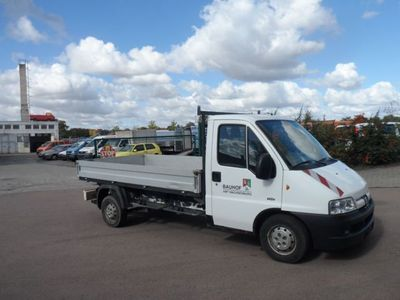 gebraucht Peugeot Boxer 2,8 HDI