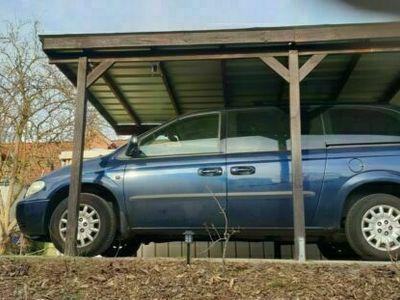 gebraucht Chrysler Grand Voyager 2.5 CRD Limited