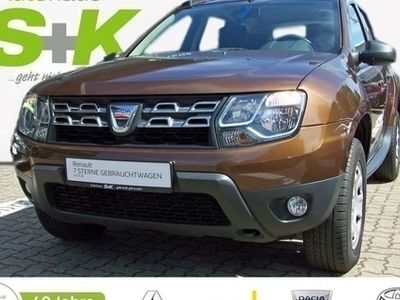 gebraucht Dacia Duster dci 110 FAP 4x2 Prestige ABS Fahrerairbag