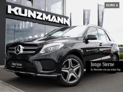 gebraucht Mercedes GLE350 d 4M AMG Comand LED Panorama-SD 360° 4M