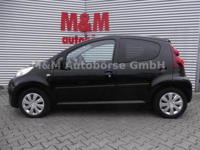 gebraucht Peugeot 107 Active Klima/AUX/1.Hand/Autom.