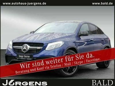 gebraucht Mercedes GLE63 AMG AMG S 4M Coupé Performance/Pano/Burm3D/22