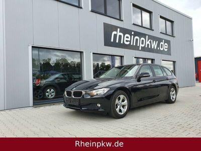 gebraucht BMW 320 320 Touring d Leder Navi AHK SZH Run-Flat EURO6