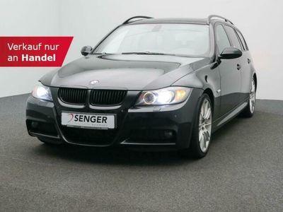 gebraucht BMW 325 d Touring Navi Leder Panorama Chrome-Line Fahrzeuge kaufen und verkaufen