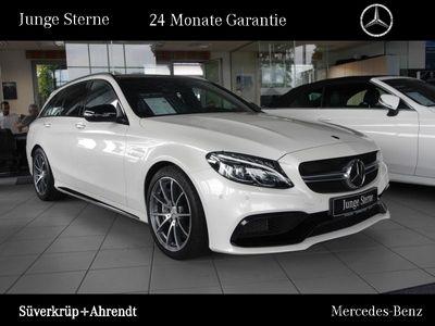 gebraucht Mercedes C63 AMG Mercedes-AMGT-Modell
