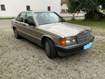 gebraucht Mercedes 190 D