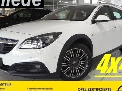 käytetty Opel Insignia Country Tourer 2.0 T 4x4/NAVI/ALU/GPS