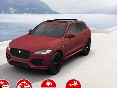gebraucht Jaguar F-Pace E-Performance Prestige 163 Leder in Kehl