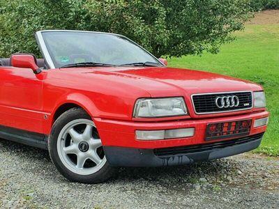 gebraucht Audi 80 Cabriolet2.3 5 Zylinder Scheckheftgepflegt