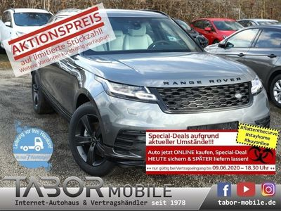 gebraucht Land Rover Range Rover Velar 2.0 D180 R-Dynamic S Black20Z