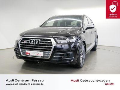 gebraucht Audi SQ7 4.0 TDI quattro tiptr./MATRIX-LED/NAVI+/PANO/AHK/Stdhzg.