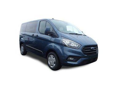 gebraucht Ford Custom TransitMHEV Trend L1 8-Sitzer + SYNC / FGS 5 Jahre
