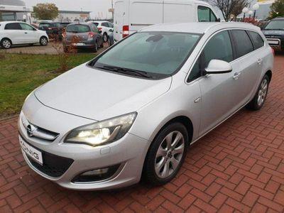 käytetty Opel Astra 107 CDTI Exklusiv Klimaautomatik