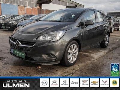 gebraucht Opel Corsa ON 1.4 Navigations-Link Klimaanlage Tempomat Sitzheizung Einparkhilfe Radio Bluetooth