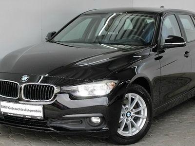 gebraucht BMW 318 d Touring Advantage Navi Business LM PDC