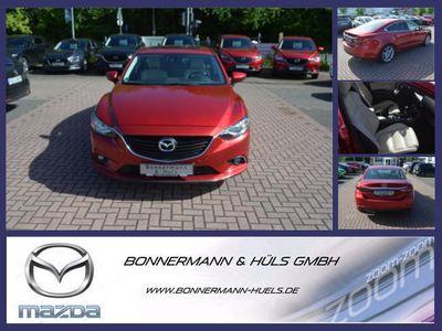 used Mazda 6 2.2 D-175 SPORTS-LINE *LEDER*NAVI*BOSE*GSD*