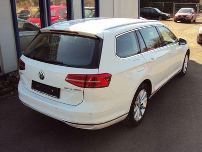 gebraucht VW Passat Variant 2.0 TDI DSG BMT Highline LED Alca