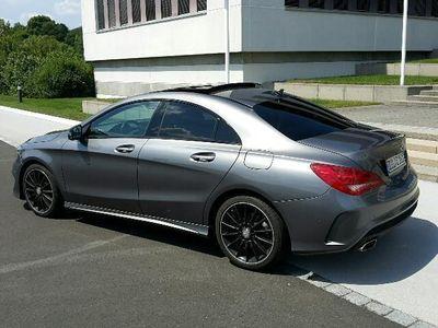 gebraucht Mercedes CLA200 AMG