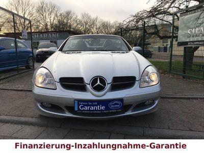 gebraucht Mercedes SLK200 RoadsterKompressor*Leder*Alu*