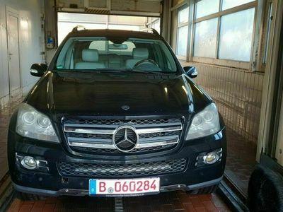 gebraucht Mercedes GL420 GL-KlasseCDI 4Matic