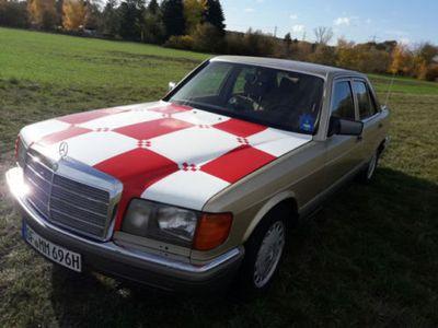 używany Mercedes 260 SE W216 H-Zulassung