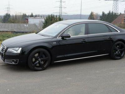 gebraucht Audi A8L W12 6.3L B&O* 21-ZOLL*RSE*360°*VOLL*4-Sitzer