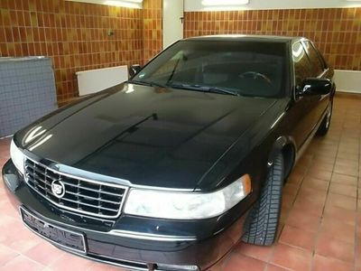 gebraucht Cadillac STS BJ: 2002