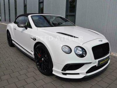 gebraucht Bentley Continental Supersports Cabrio*1of710*TITAN*