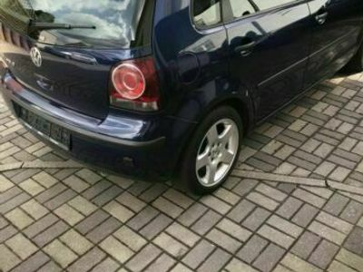 gebraucht VW Polo 9N 1.2 Trendline mit LPG Gasanlage