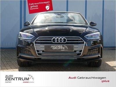 gebraucht Audi A5 Cabriolet sport 40 TFSI 6-Gang S-Line NaviPlus Alc