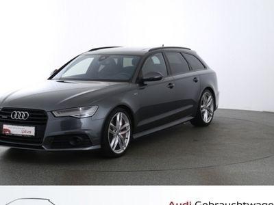 gebraucht Audi A6 Avant 3.0 TDI quattro tiptronic schwarz