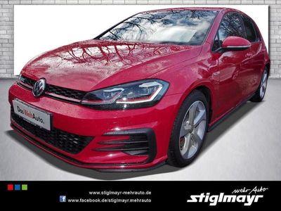 gebraucht VW Golf GTI 2.0 TSI ACC+LED+Navi