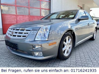 gebraucht Cadillac STS 3.6 V6 Sport Luxury Autom. Navi Leder TÜV
