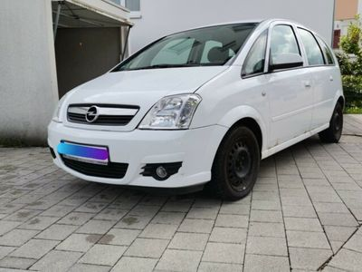 gebraucht Opel Meriva 1.4 Bj.2008