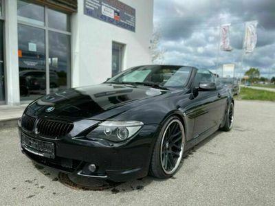 gebraucht BMW 645 Cabriolet Baureihe 6 645 CI/NaviProf./Leder/Xenon..