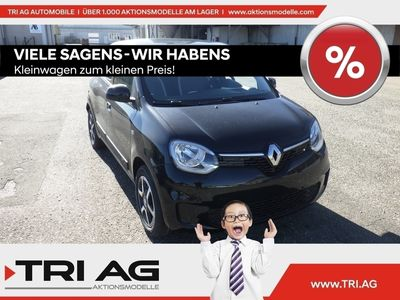 gebraucht Renault Twingo Limited Deluxe SCe 75 Klima Temp PDC LED-Tagfahrlicht NR RDC AUX USB MP3 ESP