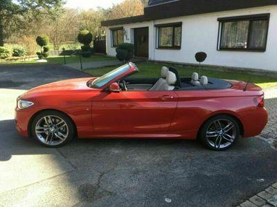 gebraucht BMW 228 i Cabrio M Sport