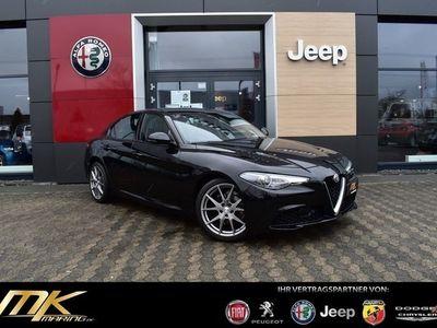 gebraucht Alfa Romeo Giulia SUPER 2.2 JTDm XEN*LEDER*ALU*BLACKLINE*