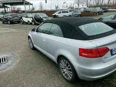 gebraucht Audi A3 Cabriolet 2 LITER TDI