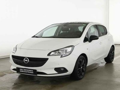 gebraucht Opel Corsa E 1.4 Color Edition *IntelliLink*Sitzh*PDC*