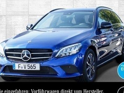 gebraucht Mercedes C200 Avantg NAVI LED BusiP ParkP LichtP KomfortP